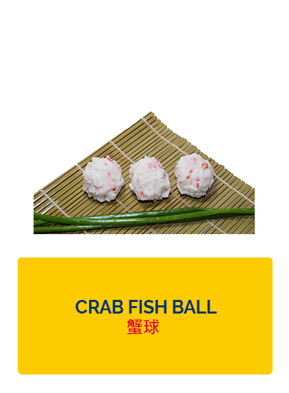 Wei Wei Crab Fish Ball