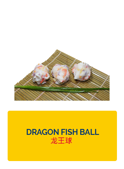 Wei Wei Dragon Fish Ball