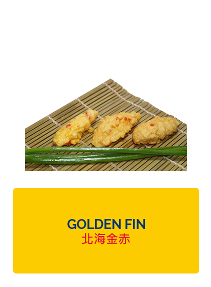 Wei Wei Golden Fin