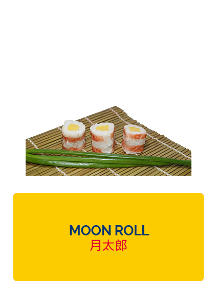 Wei Wei Moon Roll