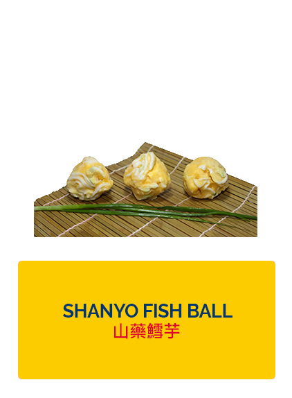 Wei Wei Shanyo Fish Ball