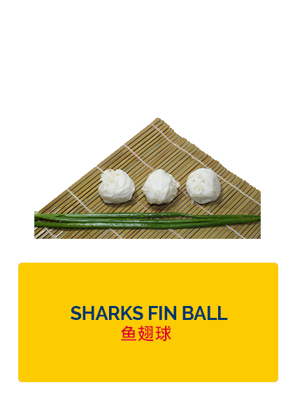 Wei Wei Sharks Fin Ball
