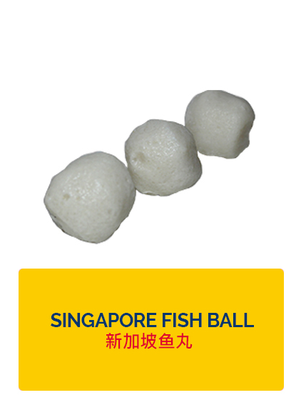Wei Wei Singapore Fish Ball